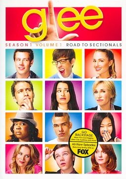 GLEE VOL 1:ROAD TO SECTIONALS