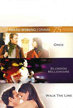 Once/Slumdog Millionaire/Walk the Line Triple Feature