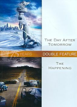 Day After Tomorrow/The Happening Double Feature
