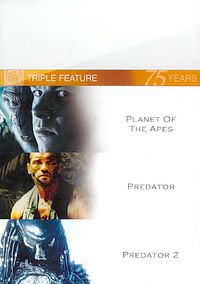 Planet of the Apes/Predator/Predator 2