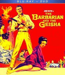 BARBARIAN AND THE GEISHA