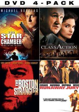 Runaway Jury/Star Chamber/The Boston Strangler/Class Action