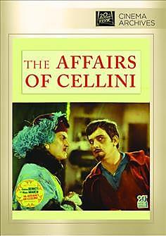 AFFAIRS OF CELLINI