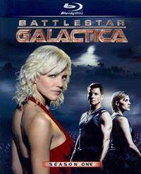 BATTLESTAR GALACTICA:SEASON ONE