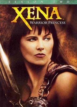 Salmoneus NEW UNUSED Xena Warrior Princess 4 x 6 Photo Postcard Xena Gabrielle