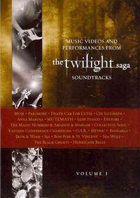 Music from Twilight Saga Soundtracks: Videos and Performances, Vol. 1 [DVD]