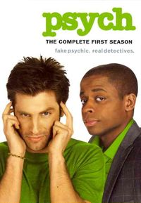 Psych - The Complete First Season