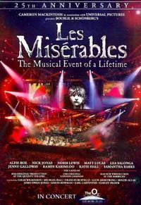 Misérables: In Concert at the 02
