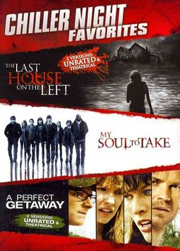 Last House on the Left/My Soul to Take/A Perfect Getaway