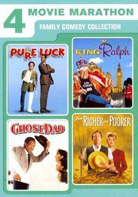 4 Movie Marathon: Family Comedy Collection