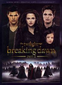 Twilight Saga: Breaking Dawn - Part 2