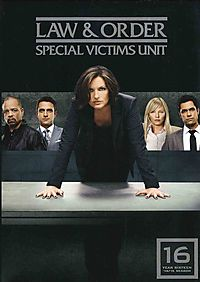 LAW & ORDER:SPECIAL VICTIMS UN SSN 16