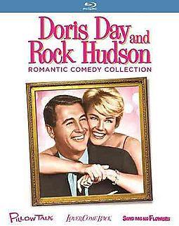 DORIS DAY AND ROCK HUDSON ROMANTIC CO