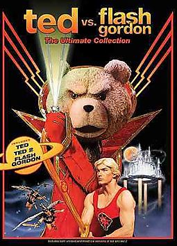 TED VS FLASH GORDON:ULTIMATE COLLECTI