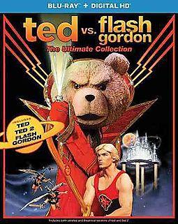 TED VS FLASH GORDON:ULTIMATE COLLECTI