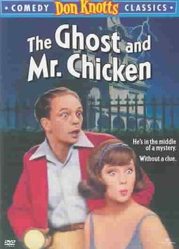 Ghost and Mr. Chicken