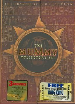 MUMMY COLLECTOR'S SET