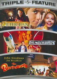 Peter Pan/Thunderbirds/The Borrowers
