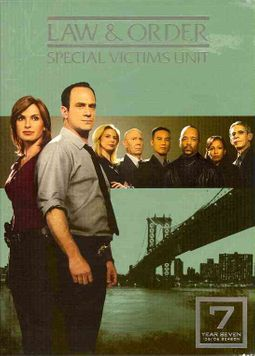 Law & Order: Special Victims Unit - The Seventh Year