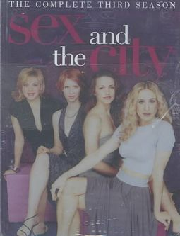 Sex and the City: The Complete First, Second, Third, and Fourth Seasons