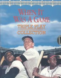 When It Was a Game - Boxed Set