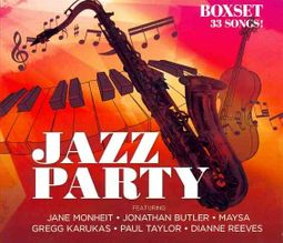 N-Coded Music: Jazz Party Boxset [Box]