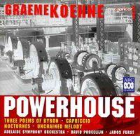 Graeme Koehne: Powerhouse