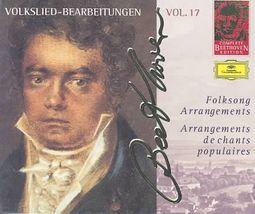 Beethoven: Volkslied - Bearbeitungen, Vol. 17