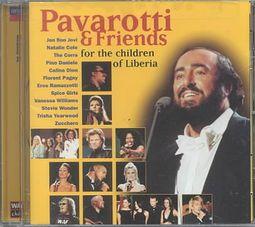 Pavarotti & Friends for the Children of Liberia by Composer: Jon Bon Jovi  (1962 - ) Artist: Bon Jovi, Jon