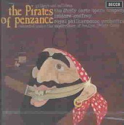 Gilbert & Sullivan: The Pirates of Penzance [1968 Recording]