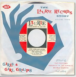 The Laurie Records Story, Vol. 3: Girls and Girls Groups