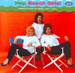 Hey Beach Girls: Female Surf 'n' Drag