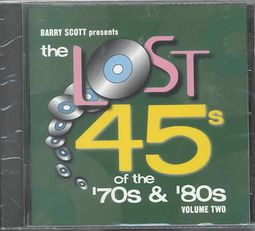Barry Scott Presents: The Lost 45s of the '70s & '80s, Vol. 2