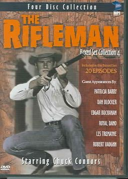 Rifleman - Boxed Set Collection 4