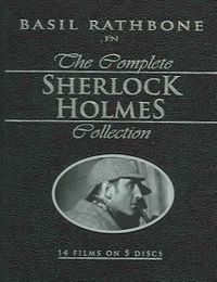 COMPLETE SHERLOCK HOLMES COLLECTION