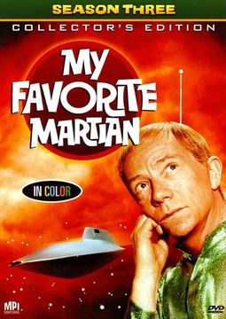 My Favorite Martian: Season Three