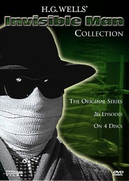 HG Wells' Invisible Man - The Complete Series