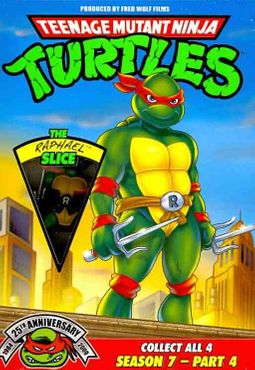 Teenage Mutant Ninja Turtles Season 7 - Part 4: The Raphael Slice
