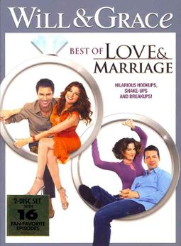 Will and Grace - Best of Love and Marriage