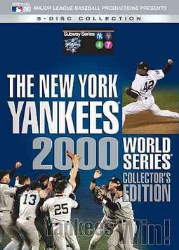 MLB: 2000 Yankees World Series