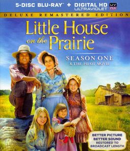 Little House on the Prairie - Season 1