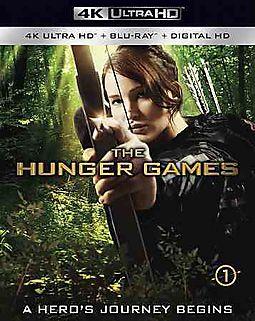 HUNGER GAMES (4K ULTRA HD)