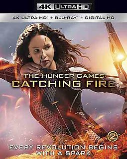 HUNGER GAMES:CATCHING FIRE (4K ULTRA