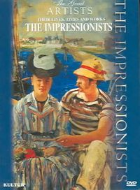 Great Artists - Impressionists Box Set