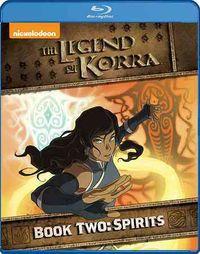 Legend of Korra: Book 2 - Spirits