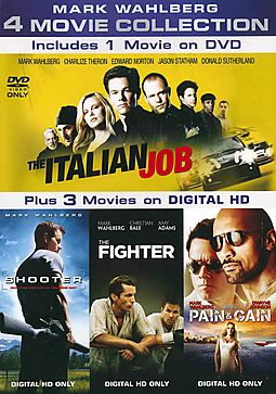 Mark Wahlberg: 4-Movie Collection