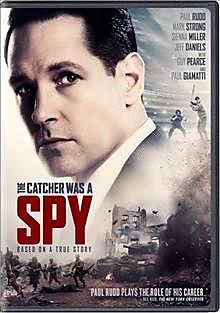 CATCHER WAS A SPY