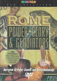 Rome: Power and Glory and Gladiators - 3 Pack
