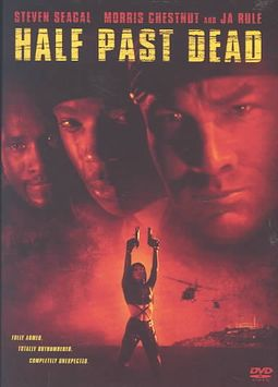 Half Past Dead/The Foreigner - DVD 2-Pack