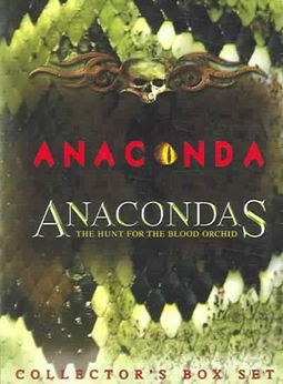 Anaconda/Anacondas: The Hunt for the Blood Orchid Box Set